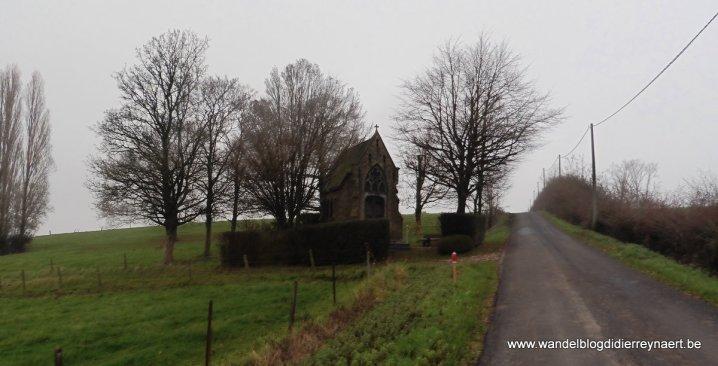 Kapel langs de Rozenberg