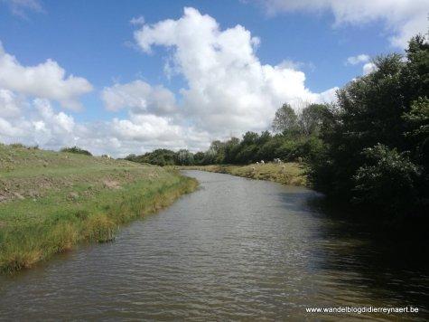 kanaal bij Retranchement