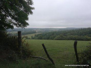 landschap in de Morvan
