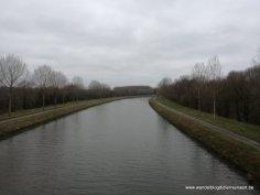 het Kanaal Blaton-Péronnes