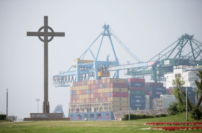 erfgoedwandelroute Zeebrugge