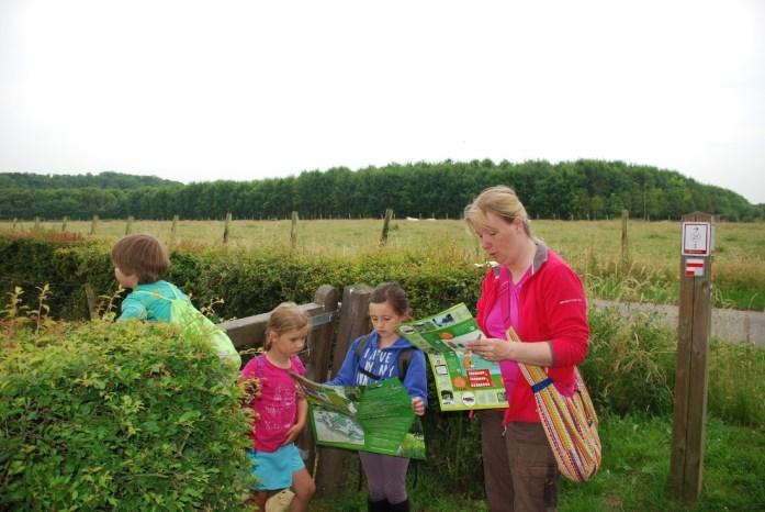 greenspots in en rond Ieper