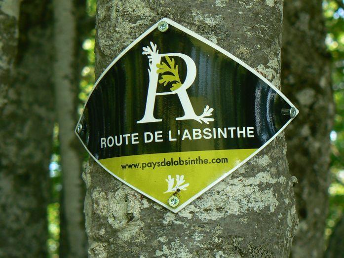 Route de l' Absinthe