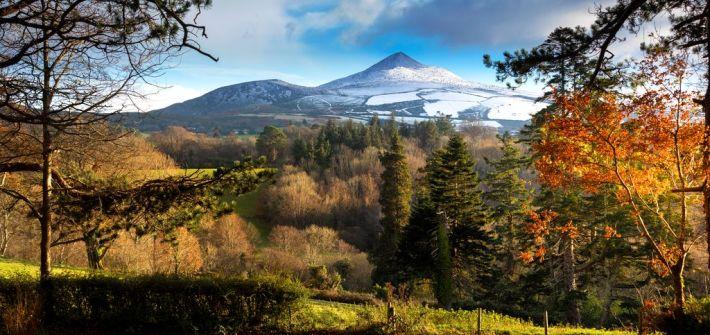 droomlandschap Ierland