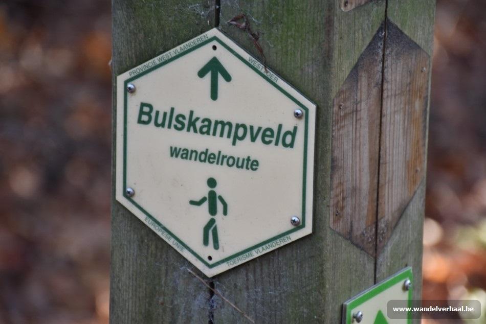 wandelnetwerk bulskampveld