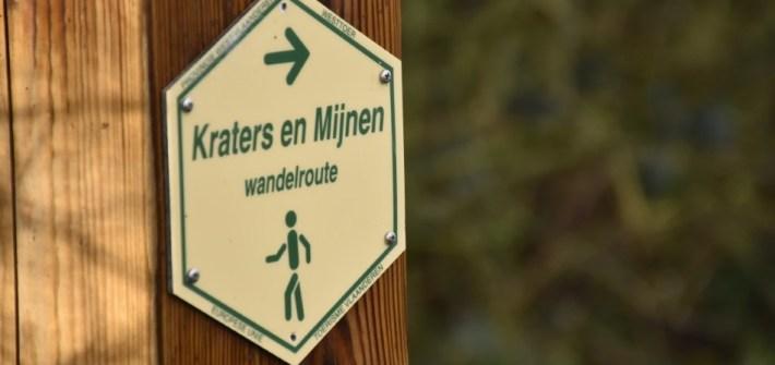 kraters- & mijnenwandelroute
