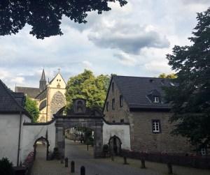 Ankunft in Altenberg