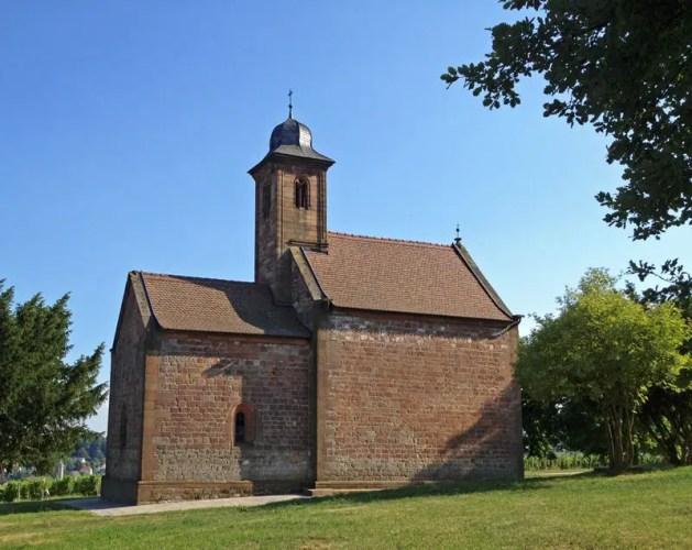 Nikolauskapelle in Klingenmünster