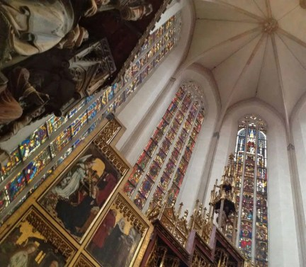 Kirche St. Jakob Rothenburg