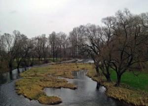 Überquerung des Sindelbachs