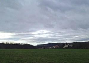 Auf dem Weg nach Jagsthausen