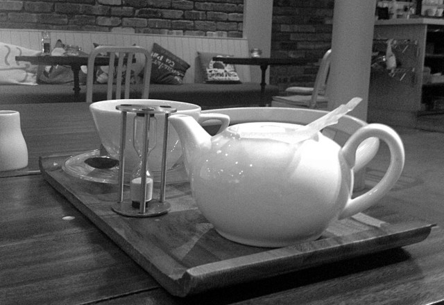 Tea at Gesso