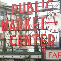 15 Things to Do at Pike Place Market + Packing List