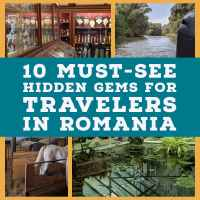 Things to do in Romania: 10 Top Transylvania Destinations + What I Spent
