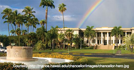Hawaii University manao