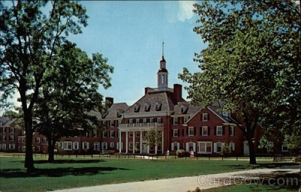 Henry Mitchell MacCracken Hall, Miami University Oxford