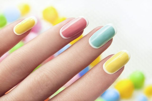 Fall 2016 Nail Color Trends