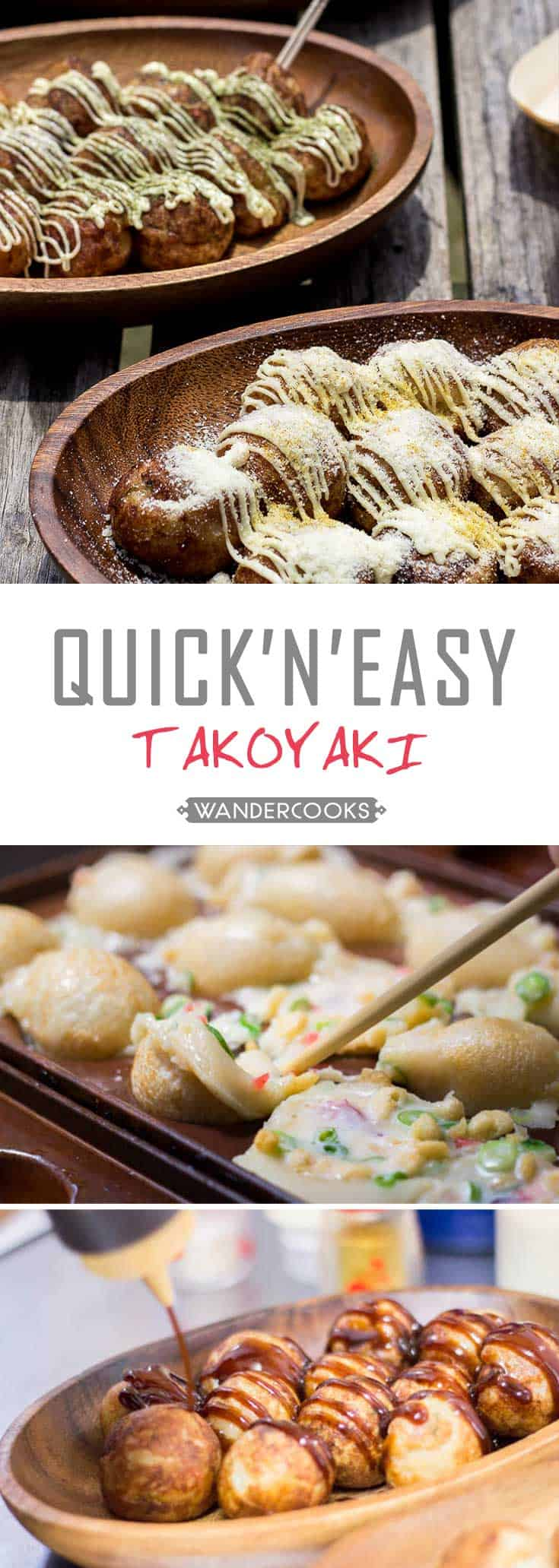 Quick Easy Makeup Tips Ideas For Work: Quick And Easy Takoyaki