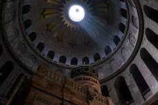 Cúpula del Santo Sepulcro, Jerusalén