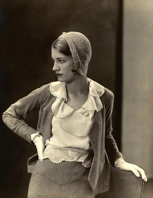 Lee Miller durante su etapa de modelo en los años 20 del siglo pasado | Crédito: George Hoyningen-huene
