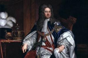 Jorge I de Inglaterra   Crédito: Wikimedia Commons