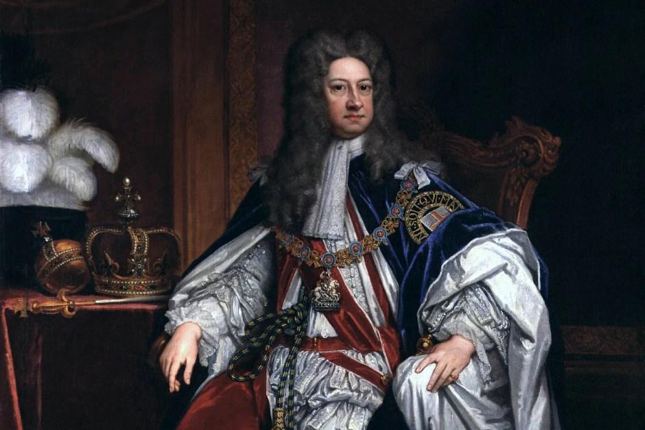 Jorge I de Inglaterra | Crédito: Wikimedia Commons