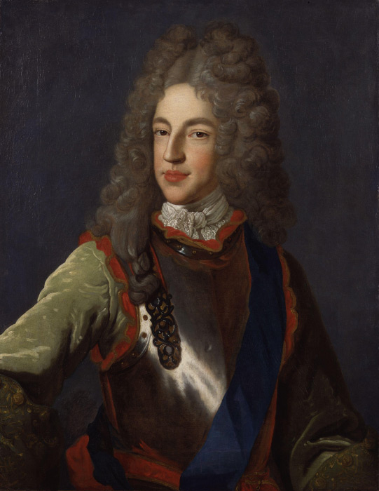 James Francis Edward Stuart | Crédito: Wikimedia Commons