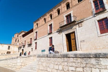 Vista exterior de las Casas del Tratado de Tordesillas | © Javier García Blanco