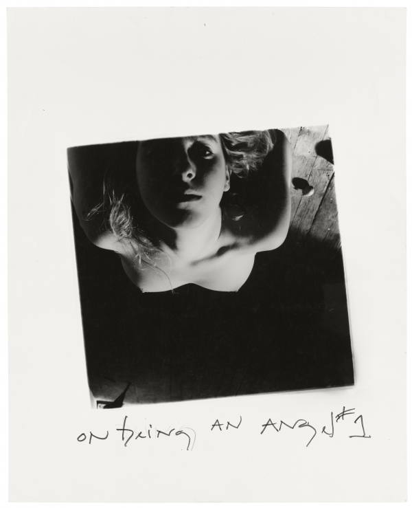 Francesca Woodman On being an angel