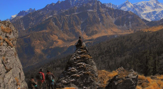 Kuari Pass and Pangarchula Trek, Uttarakhand