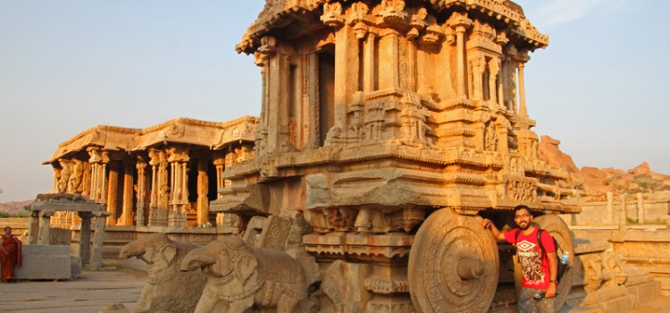 5 thing to do in Hampi beyond watching the monuments