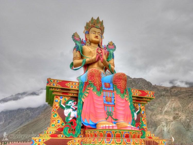 Diskit turtuk nubra valley ladakh JammuKashmir northernmost village india