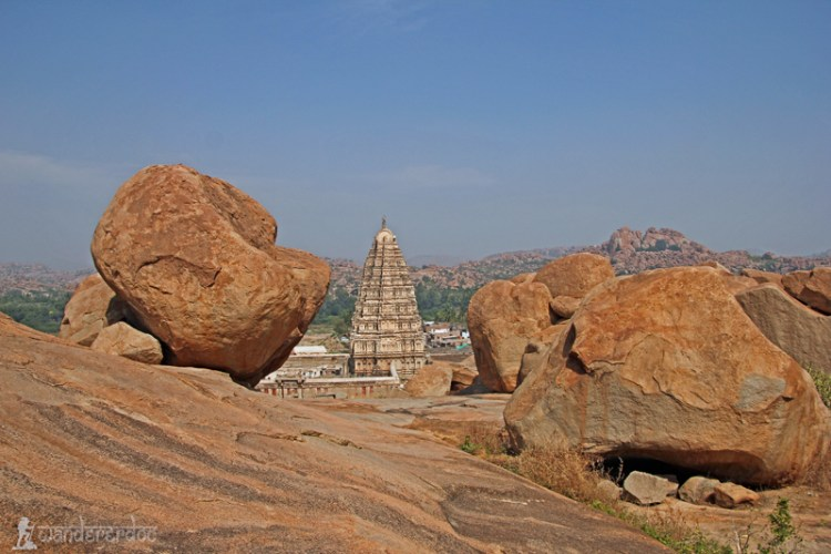 Virupaksha temple, Hampi, Unesco World heritage site, Hospet, Karnataka