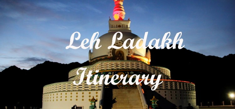 Leh Ladakh tour itinerary for 7 days: All you need to know