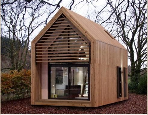 Wonen in een tiny house - Tiny House Movement - Belgium