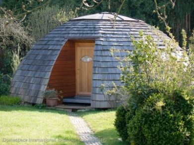 Tiny House Movement - Belgium - iglovorm