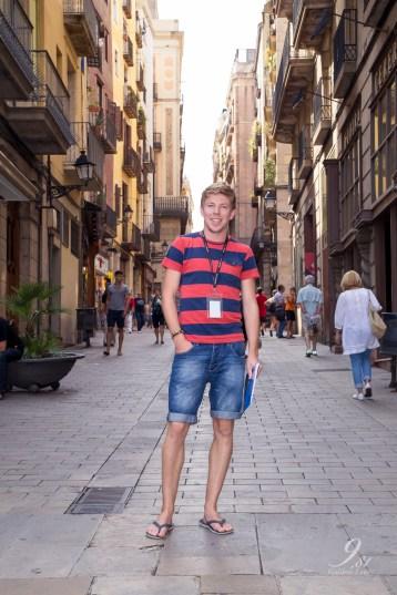 barrio gotico barcelona