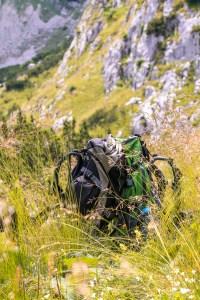 Reizen Montenegro - bergtop in Durmitor