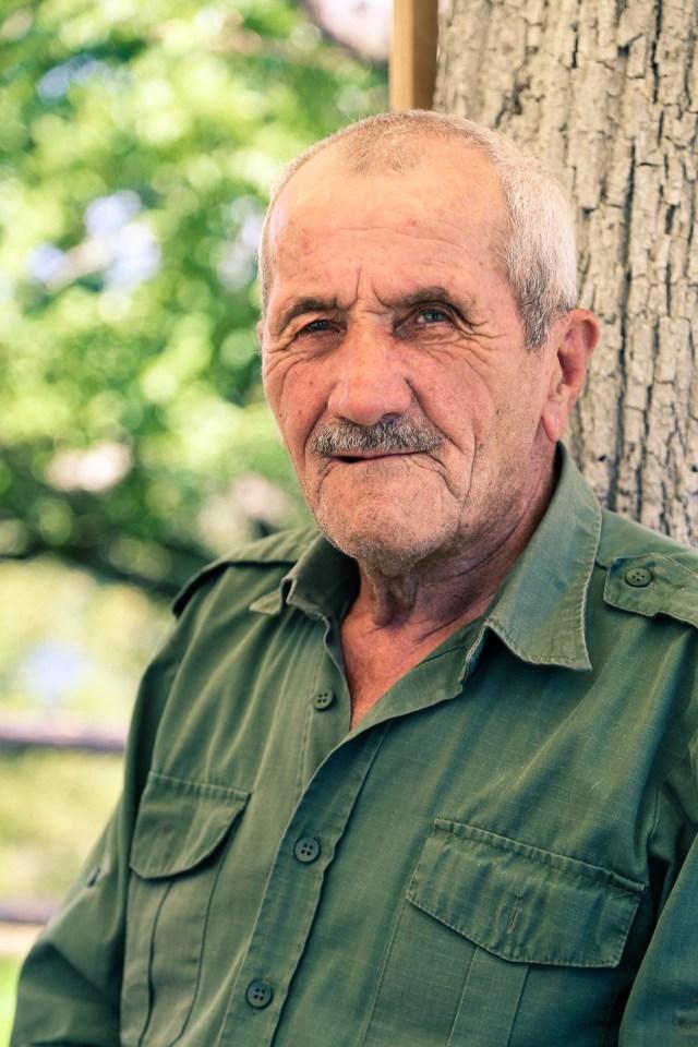 Bosnie portret