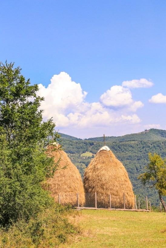 Bosnie - Foca - heuvels-4