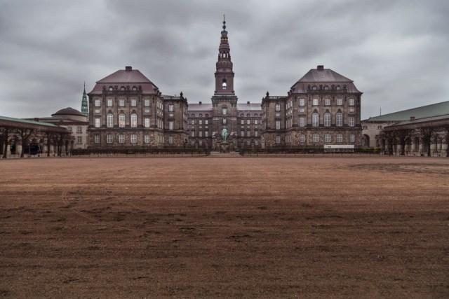 Stadswandeling Kopenhagen - paleis