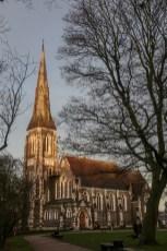 Stadswandeling Kopenhagen - kerk