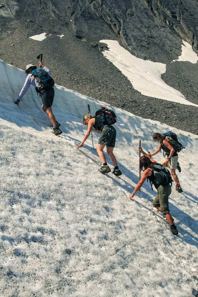 Canada - Eenvoudige hikes - Wilcox Pass-4