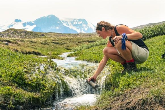 Canada - Eenvoudige hikes - Wilcox Pass-5