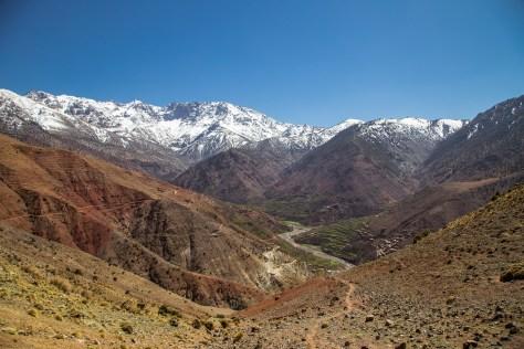 Marokko - Atlas eerste bewerking-13
