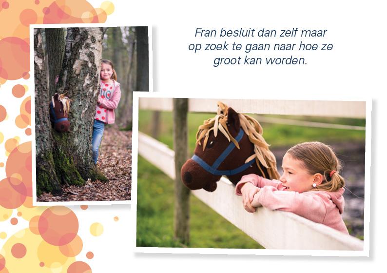 Fran Communiekaartje3