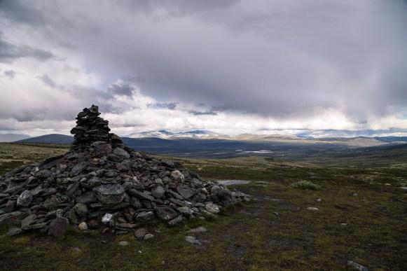 Noorwegen - Dovrefjell dag 1-22
