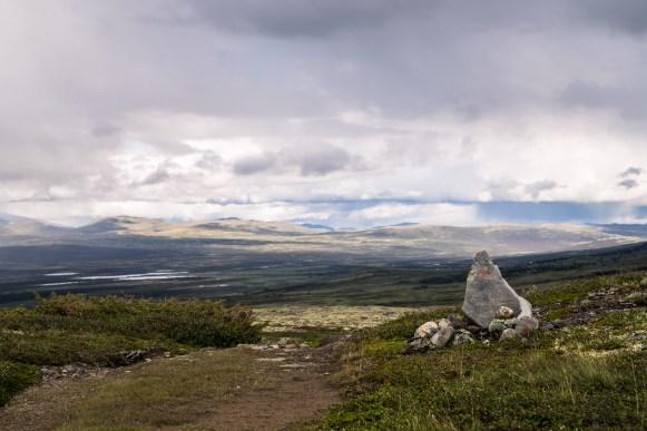 Noorwegen - Dovrefjell dag 1-23