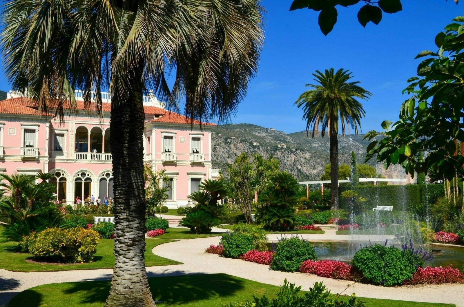 Rothschild Mansion French Riveria