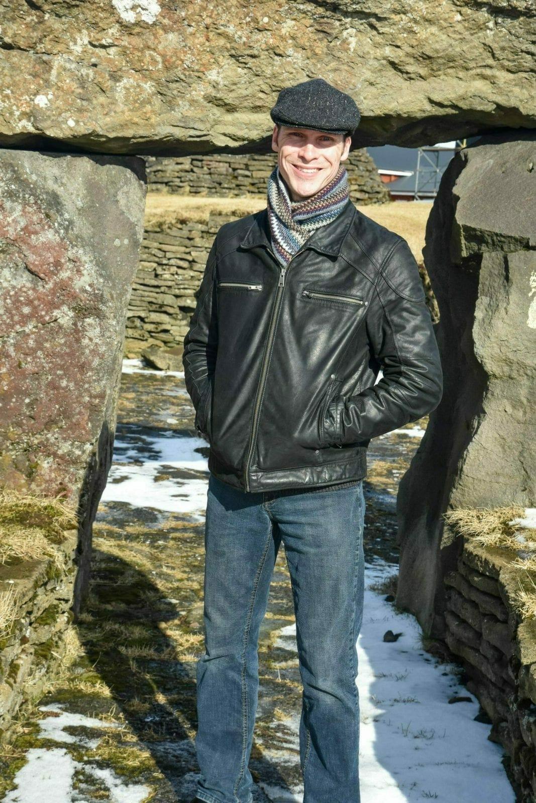 Ryan in Normandy
